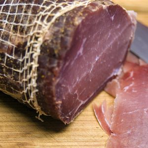 Lonza carne abruzzese