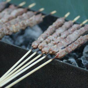 Arrosticini carne abruzzese