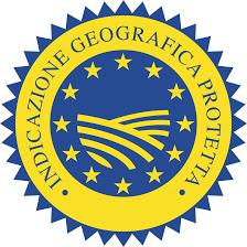 Logo Indicazione Geografica Protetta (DOP) - TOP FOOD ITALY - Visibilità a prodotti e Produttori