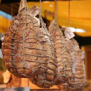 Prosciuttello carne abruzzese