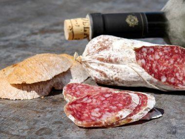 Salame abruzzese carne abruzzese