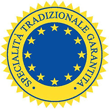 Logo Specialità Tradizionale Garantita (STG) - TOP FOOD ITALY - Visibilità a prodotti e Produttori