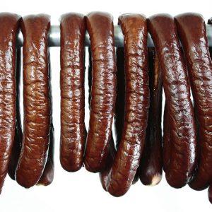 Salsiccia di fegato carne molisana