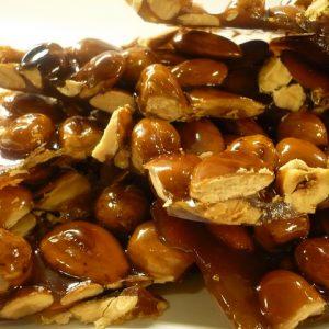 Croccante di mandorle pasticceria abruzzese