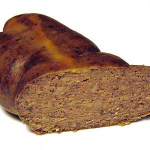 Leberwurst carne del Trentino-Alto-Adige