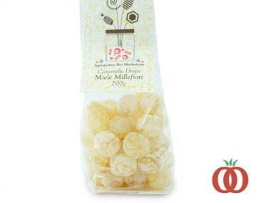 caramelle drops miele 125gr