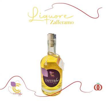liquore allo zafferano