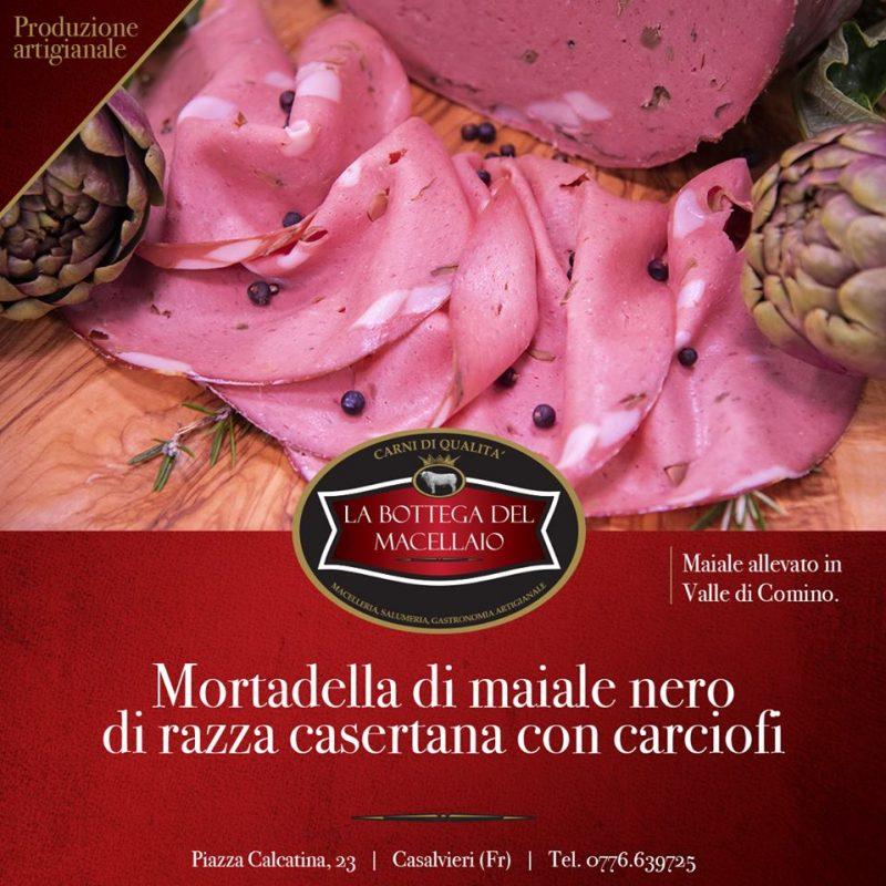 mortadella-di-maiale-nero-di-razza-casertana-con-carciofi-della-bottega-del-macellaio