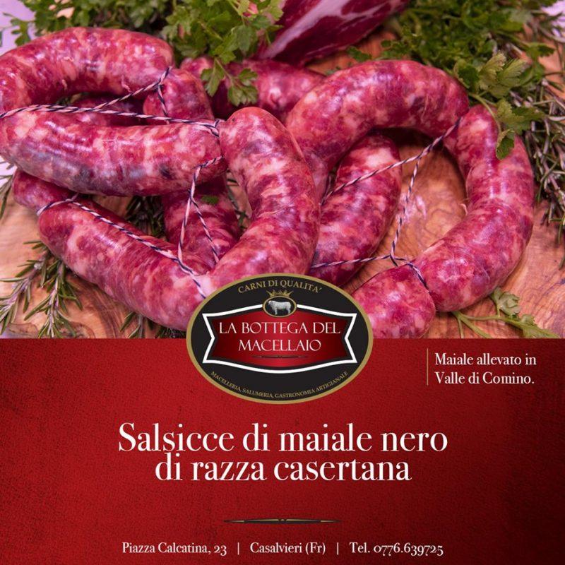 salsicce-dimaiale-nero-di-razza-casertana-della-bottega-del-macellaio